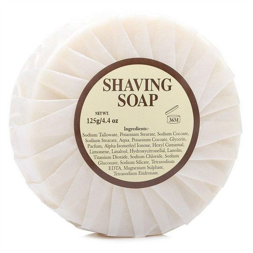 Mitchell's - Wool Fat Shaving Soap Refill 125g